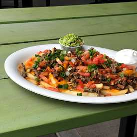 Carne Asada Fries