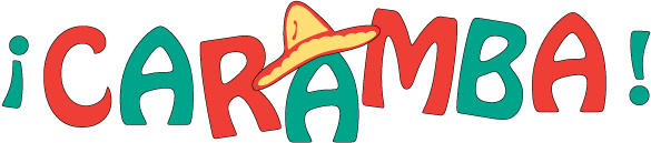 Caramba Mexican Food logo